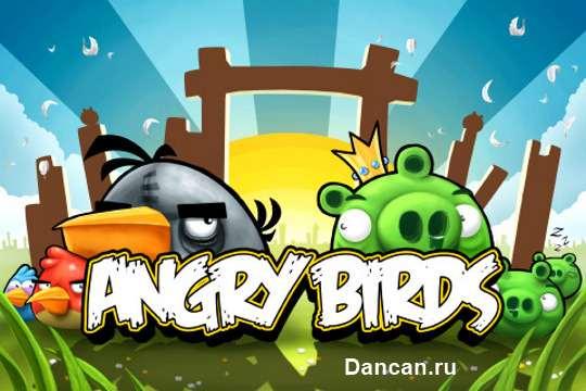 Angry Birds для компьютера