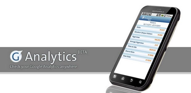 android google analytics