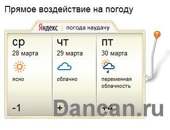 Первоапрельские шутки Яндекса