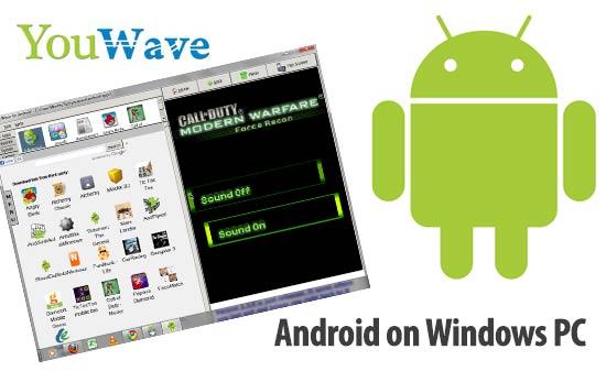 Приложения Android на компьютере