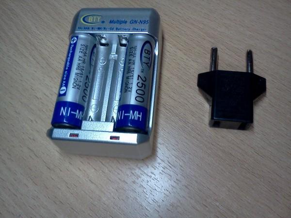 Дешевые аккумуляторы AA